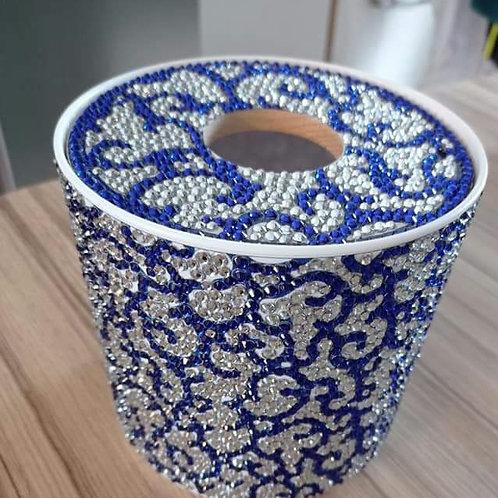 Boite à mouchoirs motifs style chinois