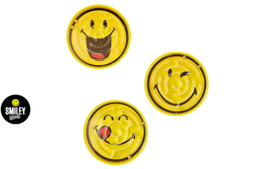 labyrinthes Smiley