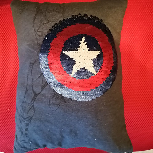 Coussin Marvel captain America