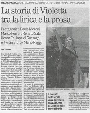 8 dicembre 2007 Bresciaoggi