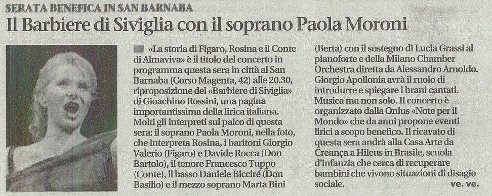 18 ottobre 2014 Giornale di Brescia