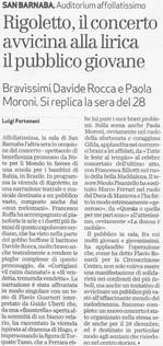 14 dicembre 2009 Bresciaoggi