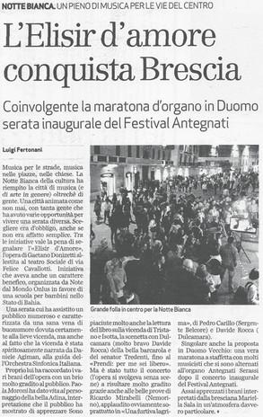 6 ottobre 2009 Giornale di Brescia.jpg