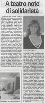 13 novembre 2007 Giornale di Brescia
