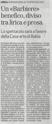 24 ottobre 2008 Bresciaoggi
