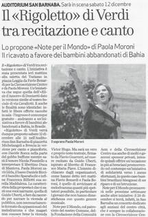 10 dicembre 2009 Bresciaoggi