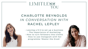 Charlotte Reynolds on digital marketing, how to use Instagram and leave your 9-5 for good.