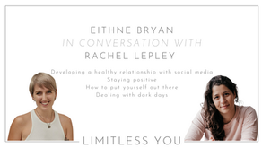 Eithne Bryan on positivity, developing a healthy relationship with social media and all things yoga.