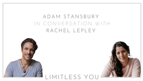 Adam Stansbury on coping with chaos, Reiki and meditation and the process of writing a book.