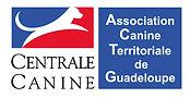 logo de l'Association Canine Territoriale de Guadeloupe