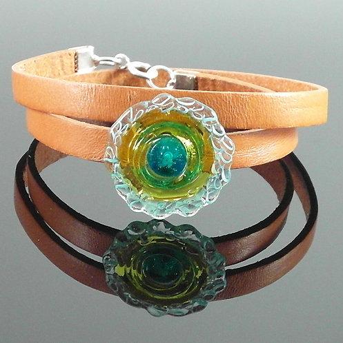 Double Wrapped Bracelet