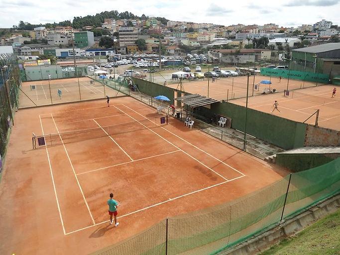 Academia Tennis Hall