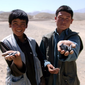 THE AFGHANISTAN BULLET CHILDREN