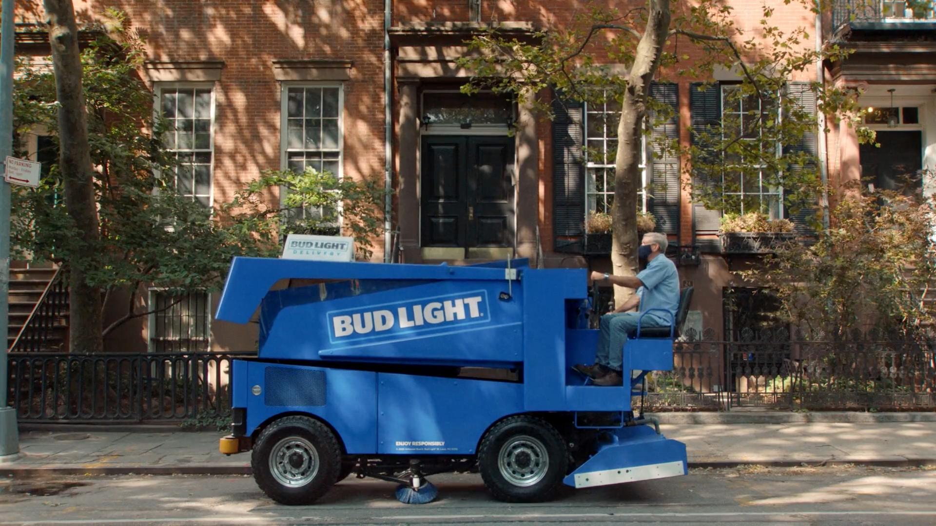 Bud Light Zamboni