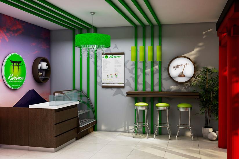 Diseño de Interior del Local