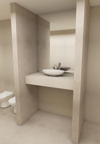 Diseño de Reforma de Toilette