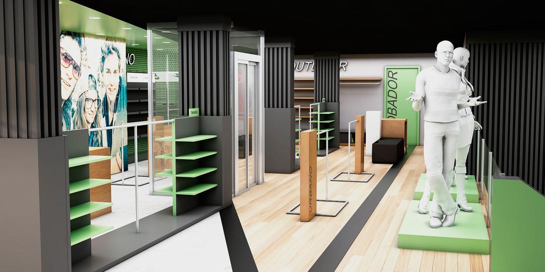 Diseño de Interior de local