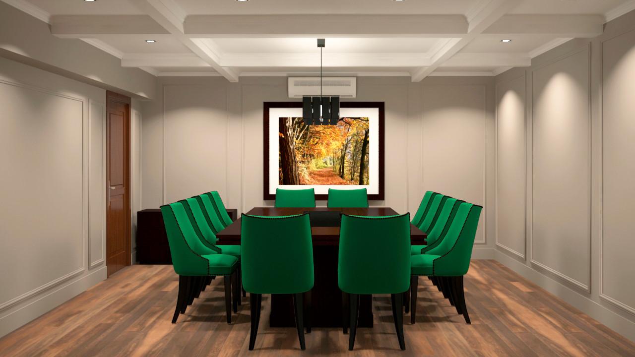 Diseño de Sala de Firmas