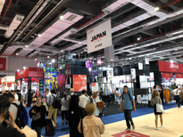 intertextile Shanghai, Sep. 2018