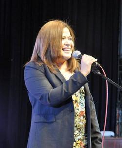 Sandra Aguinaldo 1