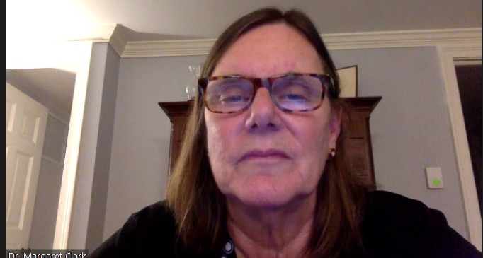 Dr. Margaret Clark, Professor, Yale University