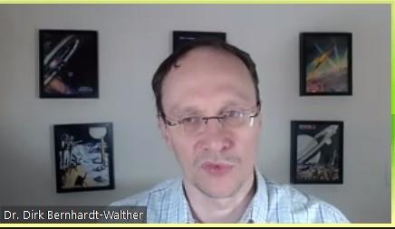 Dr. Dirk Bernhardt-Walther, Associate Professor, University of Toronto