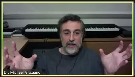 Dr. Michael Graziano, Professor, Princeton University
