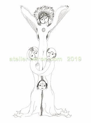 Mod Sketch 11