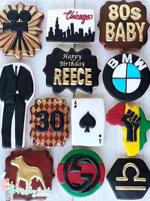 Favorites Birthday Set