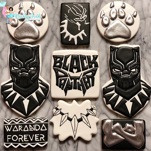 Black Panther Set