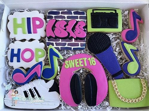 Hip-Hop Sweet 16
