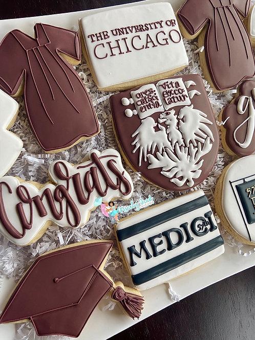College Graduation/School Logo