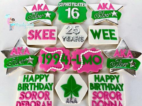 AKA Soror Anniversary