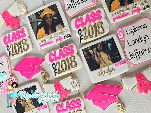 Edible Image Graduation