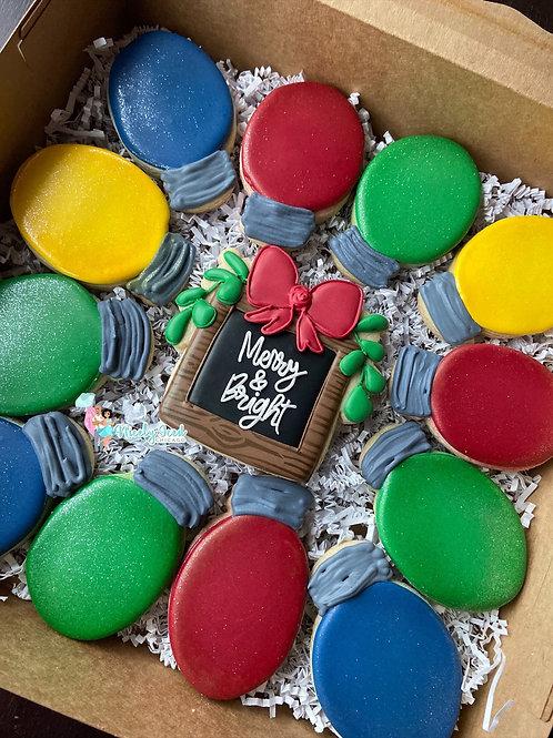 Merry & Bright Platter