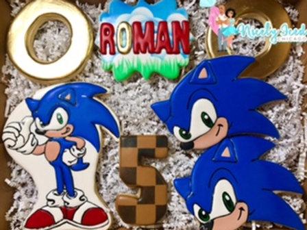 Sonic Gamer Set