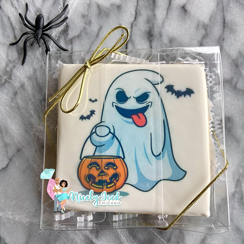 Ghost Cookie #1