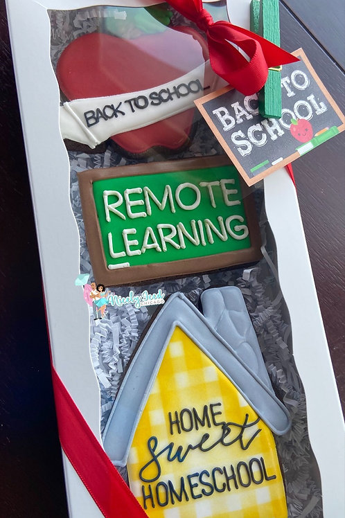 3 Pack BTS/Remote Learning