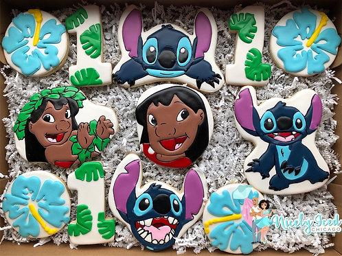 Lilo & Stitch Character Set (6 Characters)