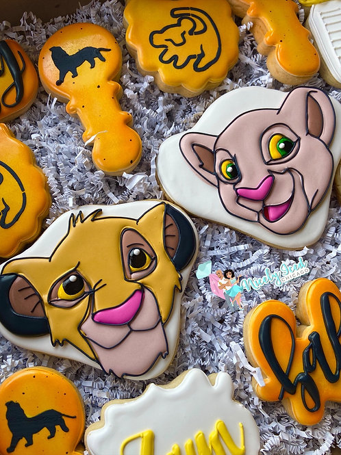 Lion King Babyshower