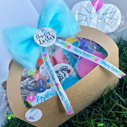 Assorted Easter Basket