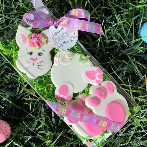 4 Piece Bunny Set