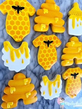 Dripping' Honeycomb Set