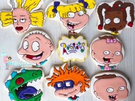 Rugrats Set (8 Characters)