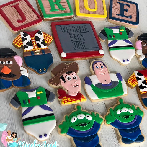 Toy Story Baby Shower Set