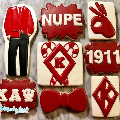 Kappa Fraternity Set