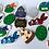Thumbnail: Teenage Mutant Ninja Turtle Set (5 Characters)