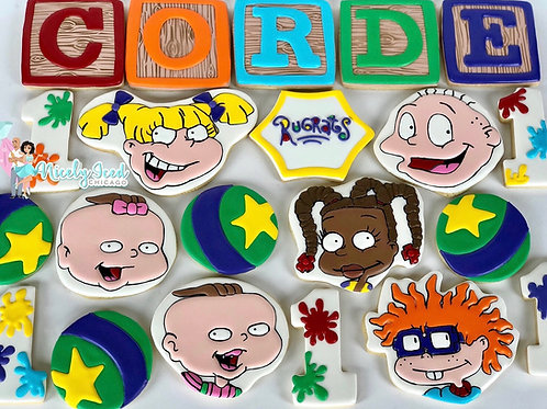 Rugrats (6 Characters)