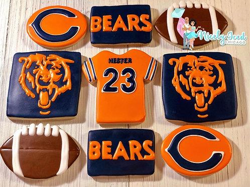 Bears Football Set