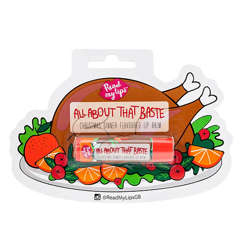 Read My Lips All About That Baste Lip Balm